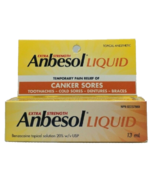 Anbesol Extra Strength Liquid 20% Topical Anesthetic