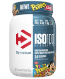 Dymatize Nutrition ISO100 Hydrolyzed Protein Powder Fruity Pebbles