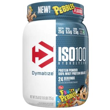 Dymatize Nutrition ISO100 Hydrolyzed Protein Powder Fruity Pebbles