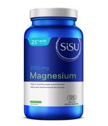 SISU Magnesium 250 mg Bonus Size
