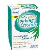 Pedifix Tea Tree Ultimates Soaking Crystals