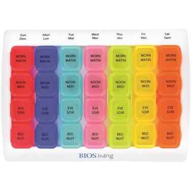 Bios 7 Day Pill Organizer