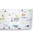 Petit Pehr Noah's Ark Crib Sheet