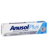 Anusol Plus Hemorrhoidal Ointment