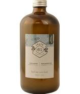Crate 61 Organics Eucamint Liquid Soap Refill