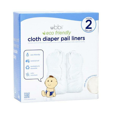 Ubbi Cloth Diaper Pail Liners