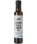 Silver & Green Organic Black Garlic Oil