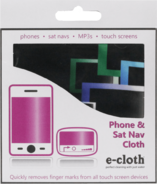 e-cloth Phone & GPS Cloth