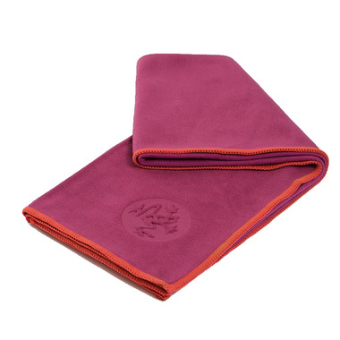 Manduka eQua Hand Yoga Towel La Rampa