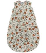Sac de couchage Loulou Lollipop en Tencel Flower Vine TOG 2.5