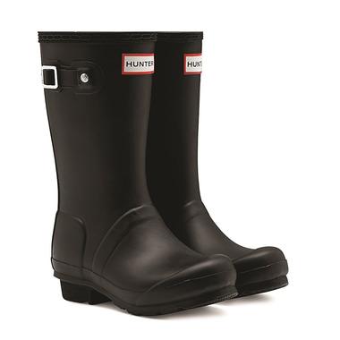 Hunter Boots Original Kids Rainboot Black