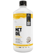 North Coast Naturals 100% Coconut MCT Oil