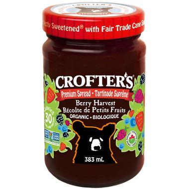 Crofter\'s Berry Harvest Premium Spread