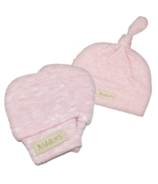 Juddlies Newborn Cap & Mitts Pink Bundle
