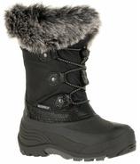 Kamik Powdery2 Kid's Boots Black