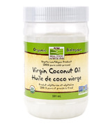 NOW Real Food Virgin Coconut Oil
