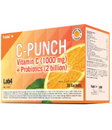 Trophic C-Punch Vitamin C + Probiotics