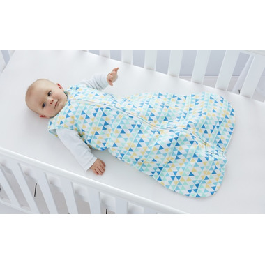 Grobag Baby Sleep Bag 1.0 Tog Capri Zig Zag