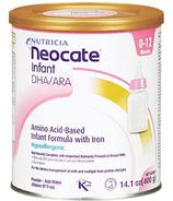 Neocate DHA/ARA Amino Acid Based Infant Formula with Iron