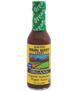 Arizona Pepper's Organic Chipotle Habanero Pepper Sauce