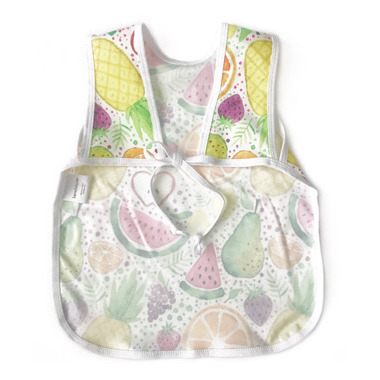 BapronBaby Bib Fruit Party