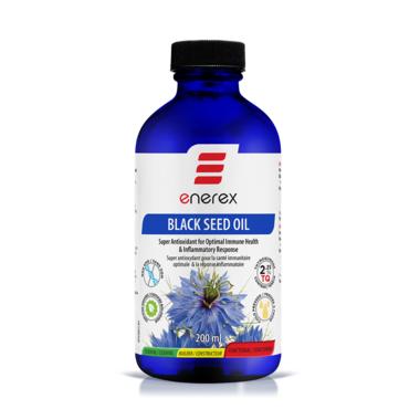 Enerex Botanicals Black Seed Oil