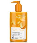 Avalon Organics Vitamin C Refreshing Cleansing Gel