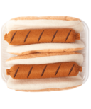 Antsy Pants Play Food Hotdogs