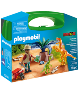 Playmobil Dino Explorer Carry Case L
