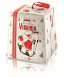 Amaretti Virginia Traditional Panettone Santa Box