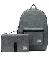 Herschel Supply Settlement Sprout Backpack Raven Crosshatch