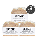 Buck Naked Soap Company Oatmeal & Almond Milk Soap Bundle