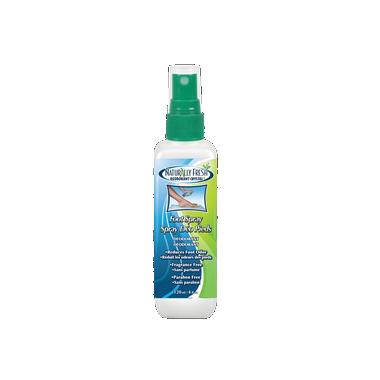 Naturally Fresh Crystal Foot Spray Mist Deodorant Aloe Vera