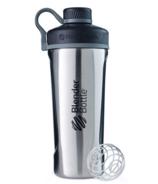 Blender Bottle Radian Bouteille Shaker Isolée Argent Naturel