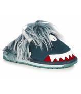 EMU Australia pantoufles monstre bleu sarcelle foncé