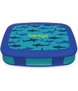 Bentgo Kid's Bento Lunch Box Shark
