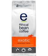 Ethical Bean Coffee Exotic Medium Roast Whole Bean Coffee