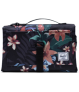 Herschel Supply Sprout Change Mat Summer Floral Black