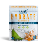 Laird Superfood Hydrate Turmeric Cocunut Water with Aquamin