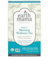 Earth Mama Organics Organic Morning Wellness Tea