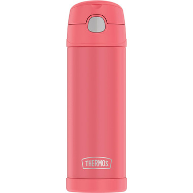 Thermos FUNtainer Insulated Bottle Coral