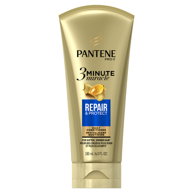 Pantene Repair & Protect 3 Minute Miracle Daily Conditioner