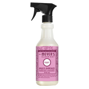 Mrs. Meyer\'s Clean Day Multi-Surface Everyday Cleaner Peony