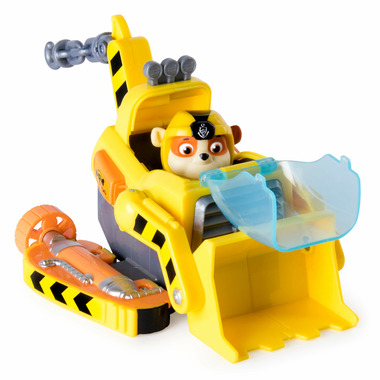 Paw Patrol Basic Themed Vehicles Sea Patroller Rubble