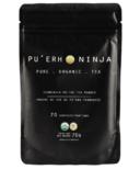 Matcha Ninja Fermented Pu'Erh Tea Powder