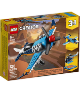 LEGO Creator 3-in-1 Propeller Plane Building Kit