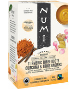 Numi Organic Three Roots Turmeric Tea