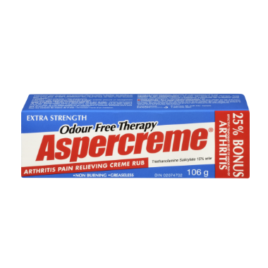 Aspercreme Extra Strength Arthritis Pain Relieving Creme