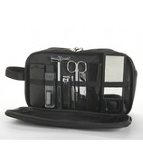 Danielle Creations Men's Collection Dual Pocket Travel Set