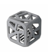 Malarkey Kids Chew Cube Dark Grey